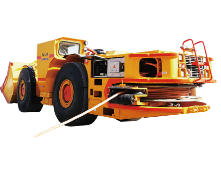 The advantages of underground lhd loader